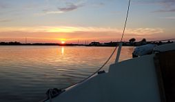 Bay sailing JB